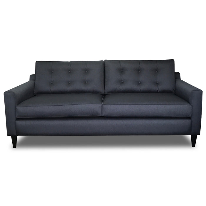 3 seat upholstered sofa new zealand made Manhattan The Bed Shop