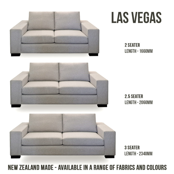 New Zealand Made Lounge Suite Sofa Upholstered Fabric Las Vegas The Bed Shop