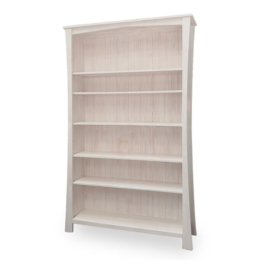 wooden bookcase custom New Zealand made Maddison Collection The Bed Shop