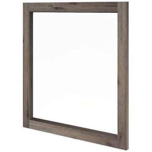 natural wood mirror for dresser Cape Collection The Bed Shop