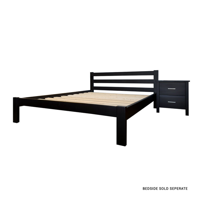 Turner Black Bed Frame