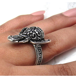 Majestic Elephant Ring