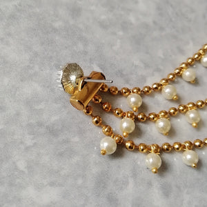 Pearl Earring Chain for ANY Earring