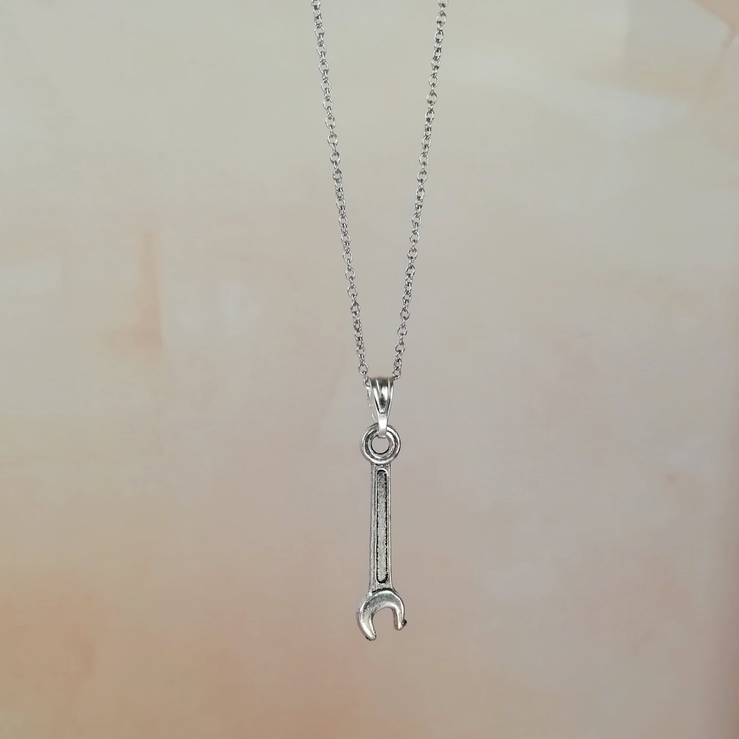 Spanner Necklace