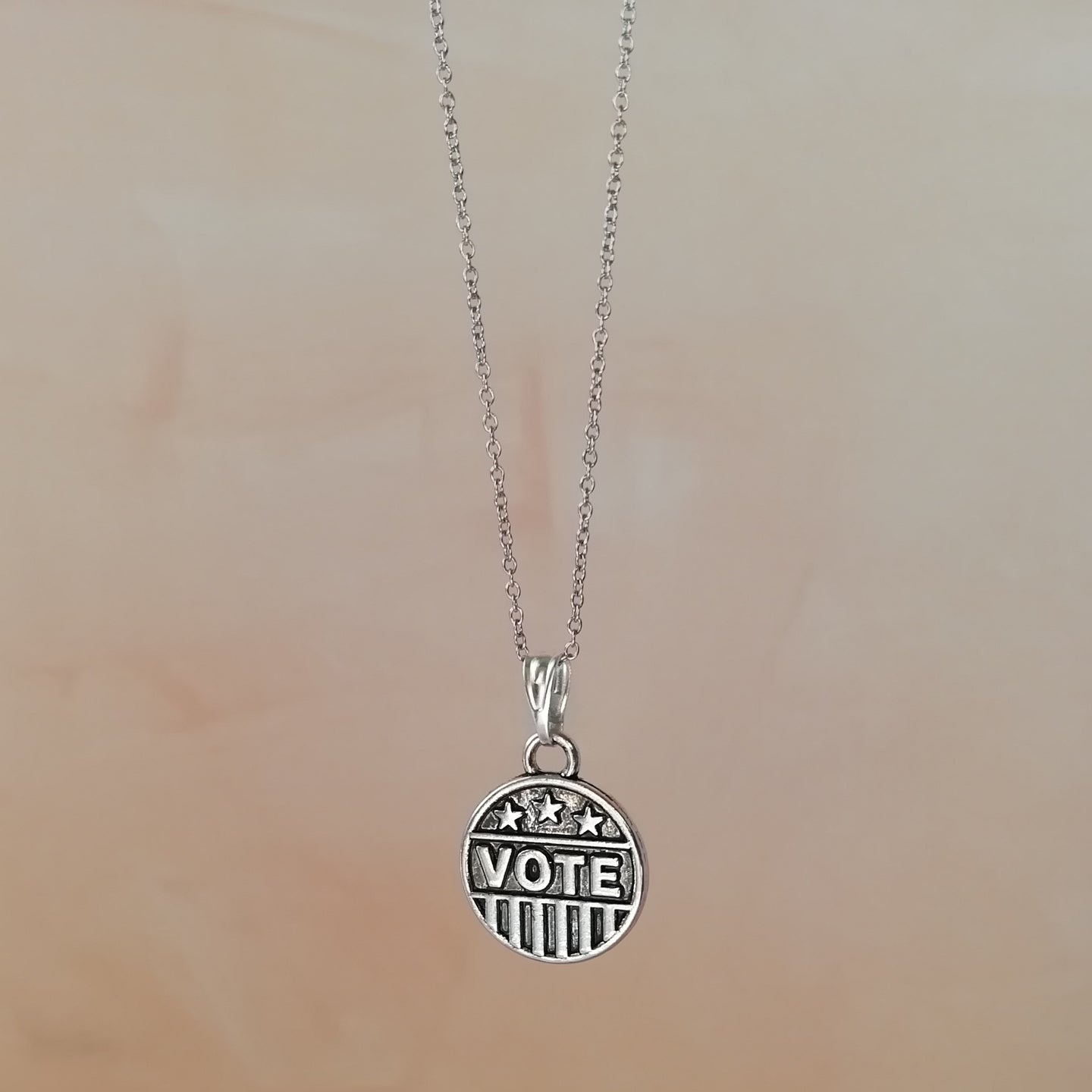 Vote Necklace