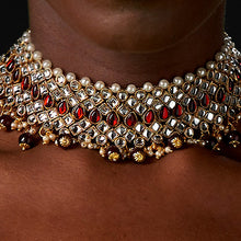 Load image into Gallery viewer, Diamond & Detail Choker