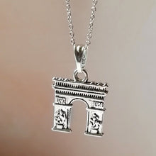 Load image into Gallery viewer, Arc de Triomphe Necklace