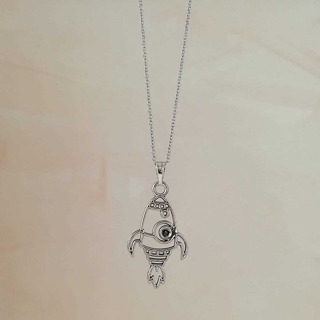 Rocket Necklace