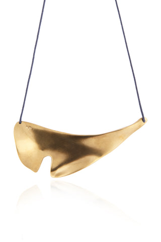 Kailash Necklace- Brass