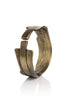 Ribbon Bangle in Espresso bronze!