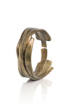 Ribbon Bangle in Espresso tone!