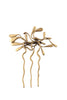 ManifestDesign - Sprout Hair Pin - Anti. Goldplate