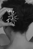 ManifestDesign - Sprout Hair Pin - Anti. Goldplate - Wearcase