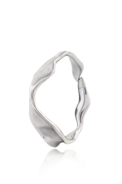 Dune Bangle - Single - Aluminum
