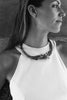 Sirena Collar Necklace looking stunning on you!