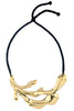 The Statement Sirena Necklace - Back