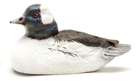 Bufflehead Duck sculpture