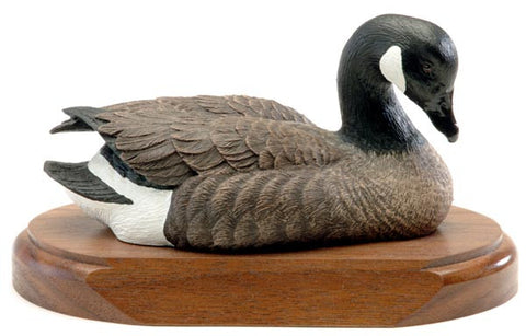 Canada Goose on a Base