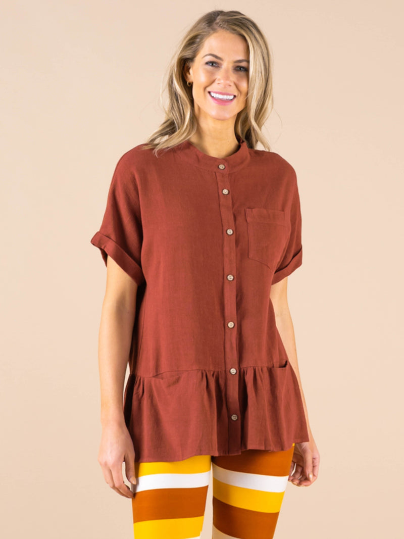 Hidden Pocket Tunic