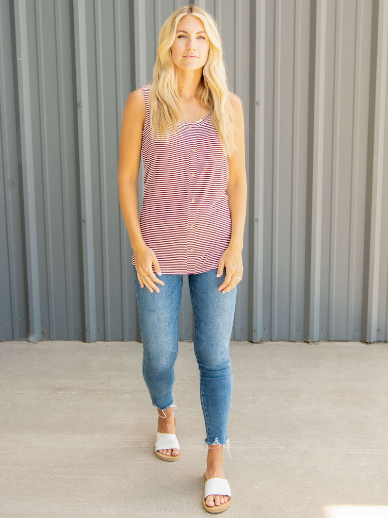 Button Essential Tank
