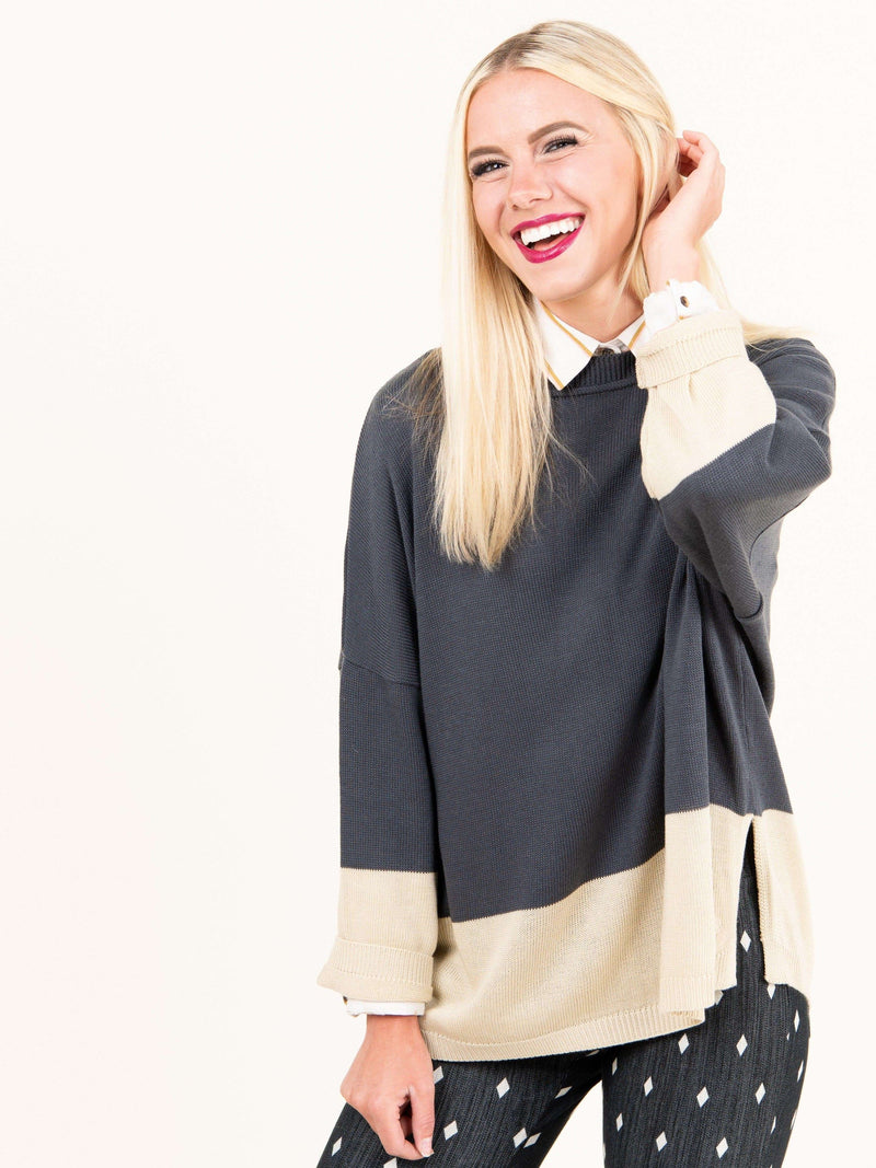 Boxy Sweater