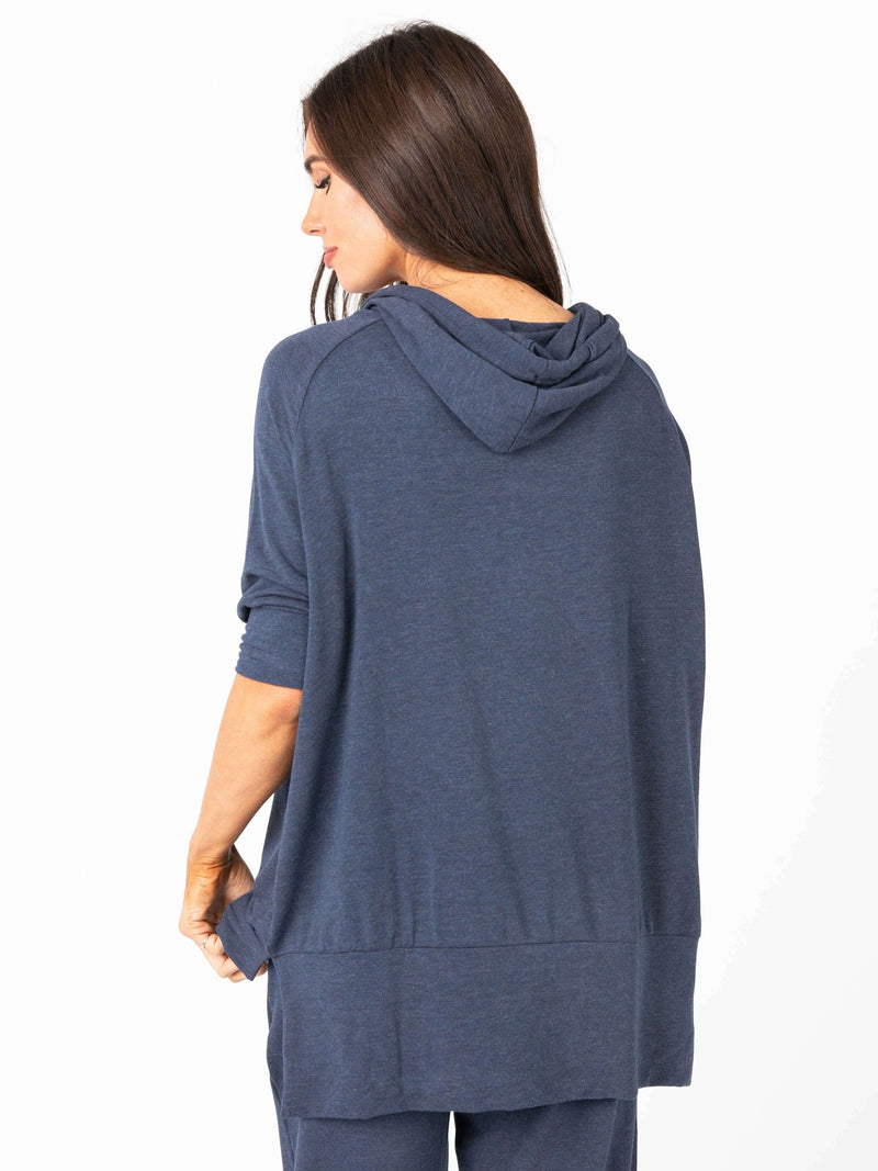 Effortless Hooded Pullover - Agnes & Dora™