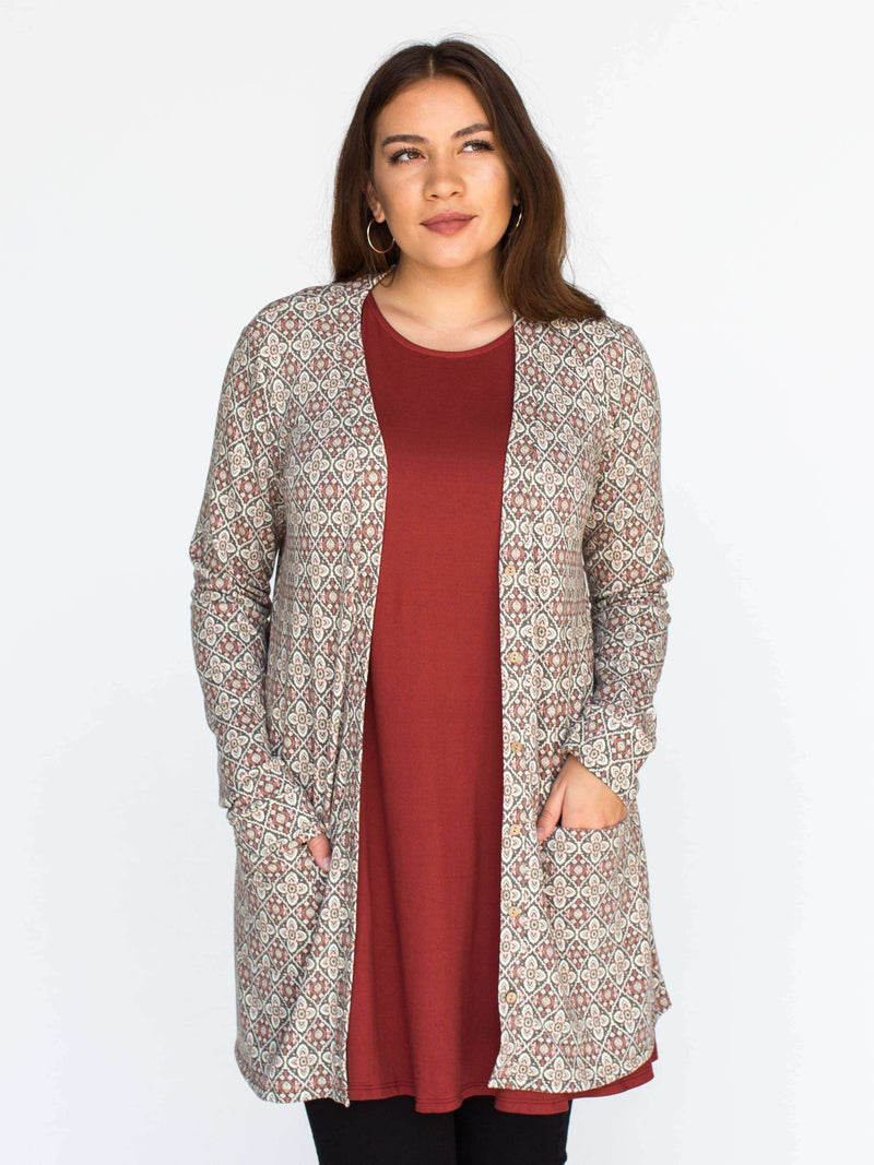 Essential Cardigan - Patterns