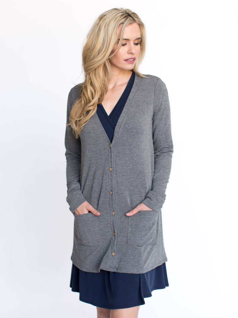 Essential Cardigan - Neutral Solids