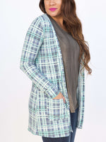 Essential Cardigan - Plaid/Stripe/Camo