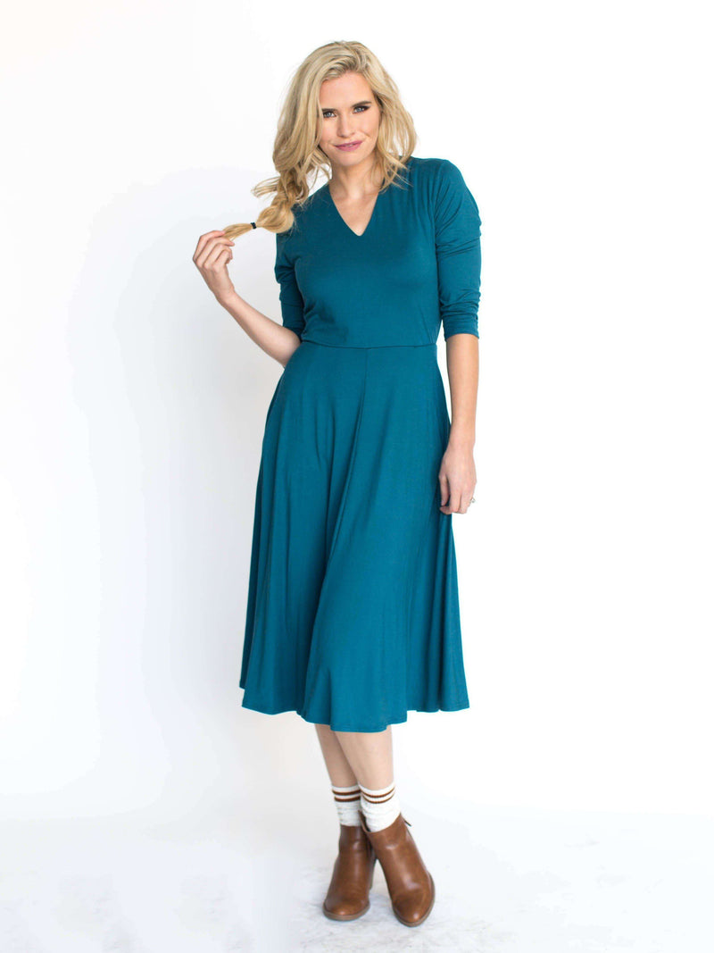 Essential Midi Dress - Agnes & Dora™