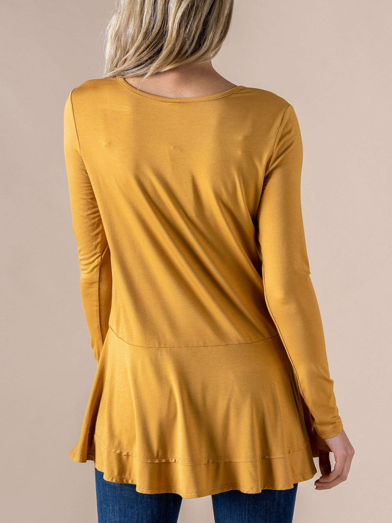 Fall in Line Tunic