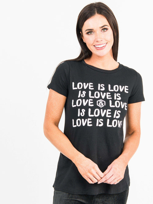 Graphic Tee Love is Love - Agnes & Dora™