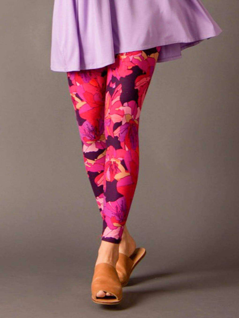 Leggings Berry Bouquet - Agnes & Dora™