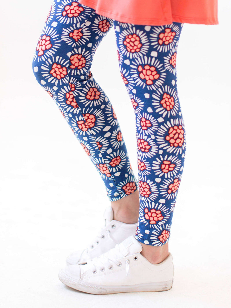Leggings Dots and Bursts - Agnes & Dora™