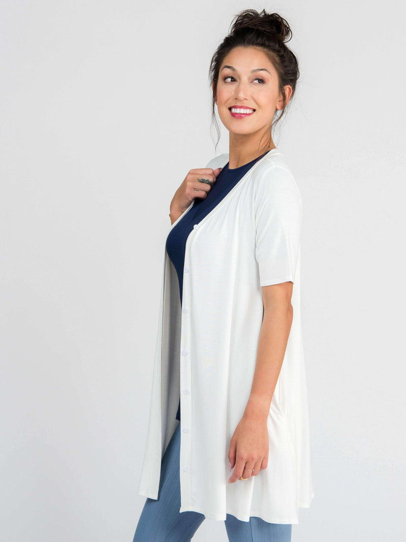 Limitless Button Tunic - Agnes & Dora™