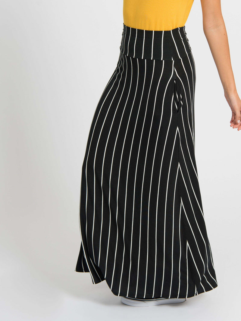 Maxi Skirt Pocket
