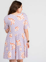 Modern Tunic Dress - Patterns