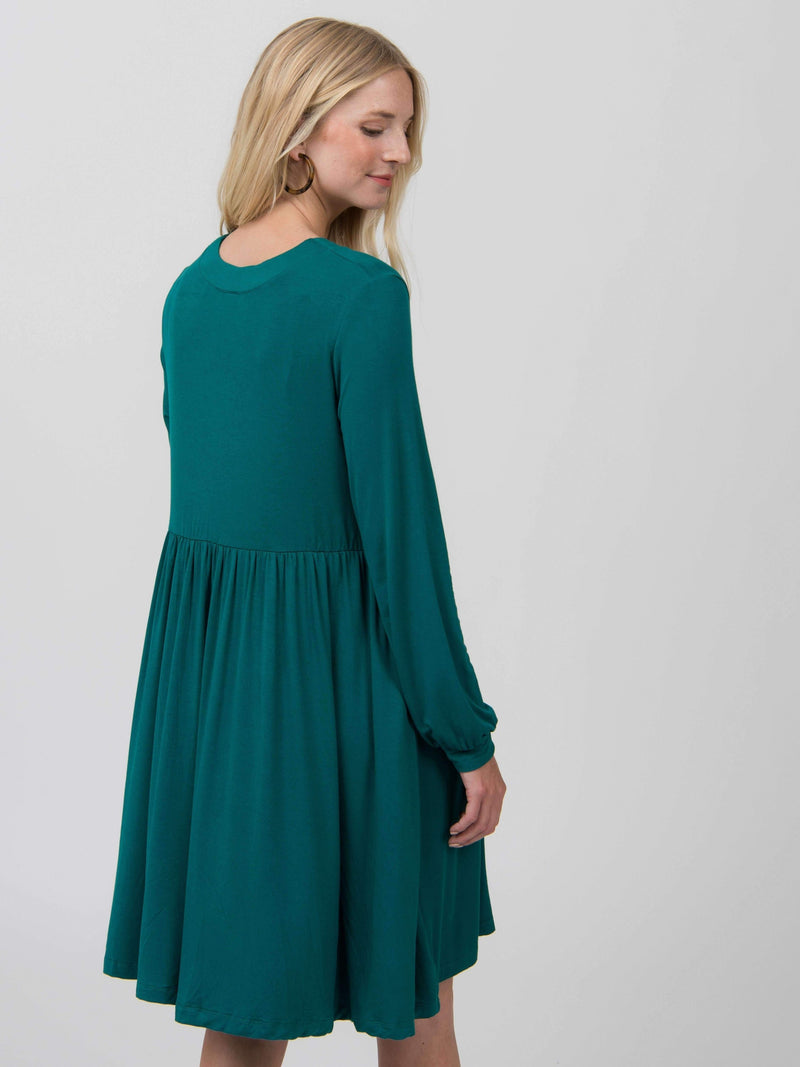 Modern Tunic Dress - Long Sleeve