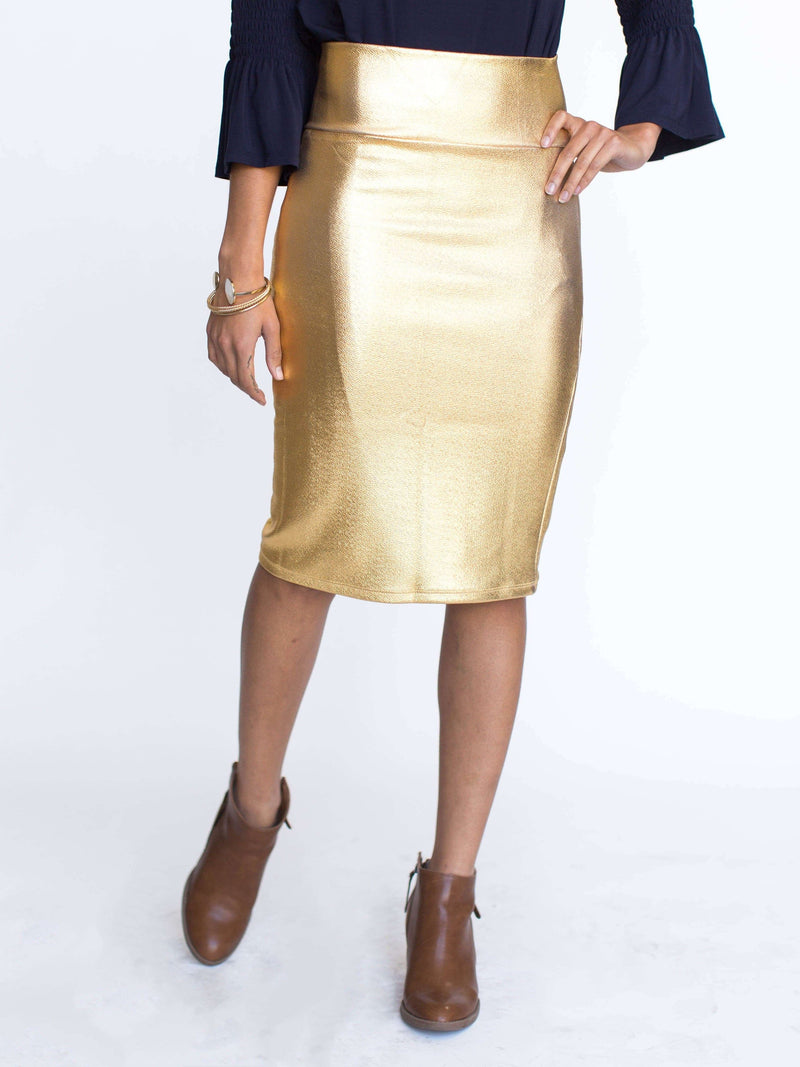 Pencil Skirt - Solids