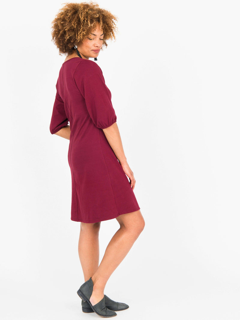 Poet Sleeve Dress - Agnes & Dora™