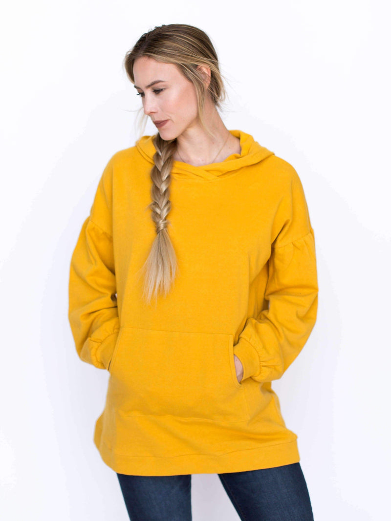 Puff Sleeve Pullover