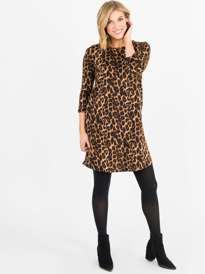 Shift Tunic Dress