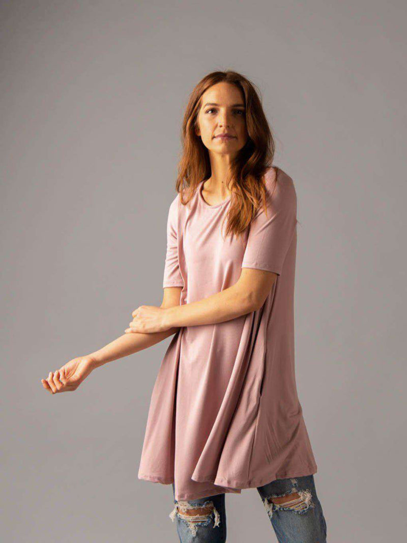 Swing Tunic - Solids - Agnes & Dora™