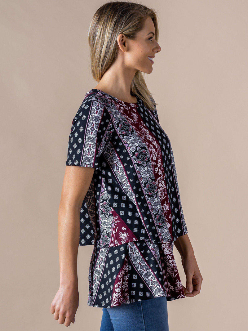 Tiered Tunic - Half Sleeve
