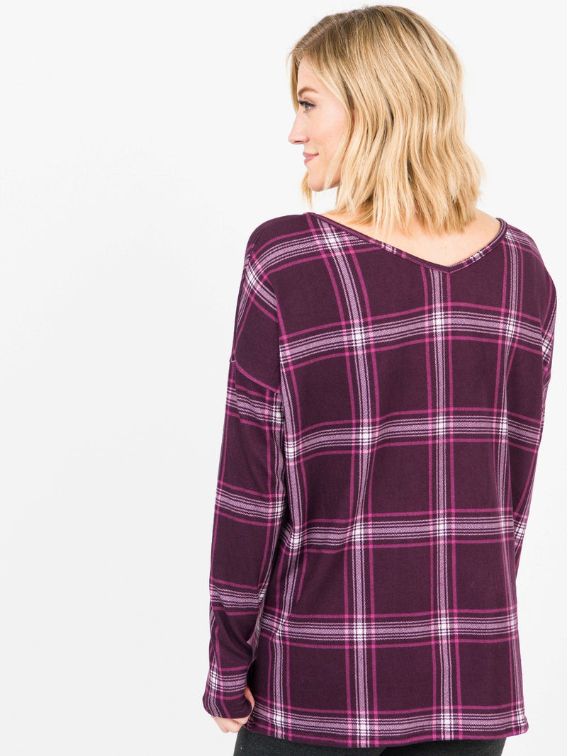 Urban Pullover Double V-Neck