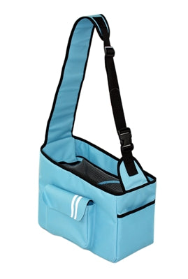 Over-The-Shoulder Hands Travel Pet Carrier - JT wagglepurr