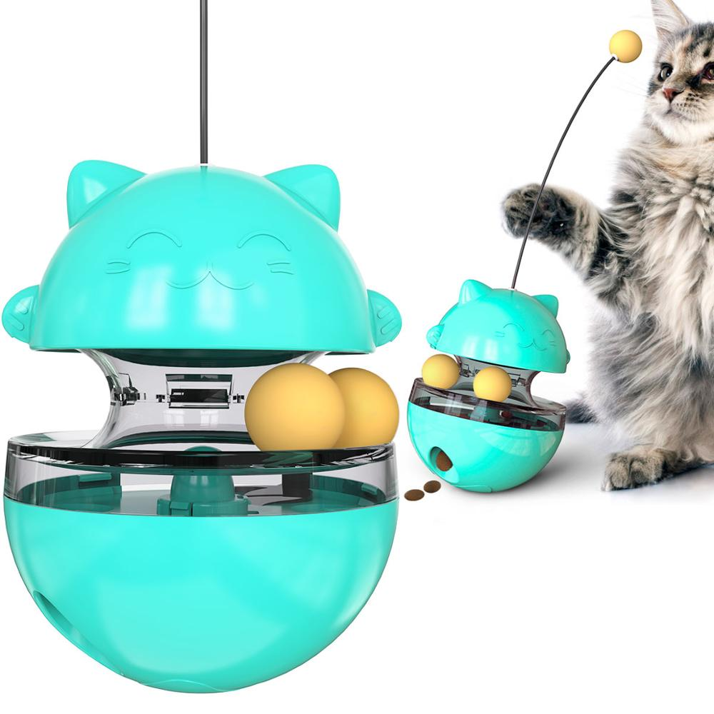 Food Dispensing Cat Toy - JT wagglepurr