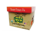 Snicky Snacks USDA Certified Organic Sweet Potato Pie Treat, 12lb Bulk Box - (one 12lb REFILL Box) - JT wagglepurr