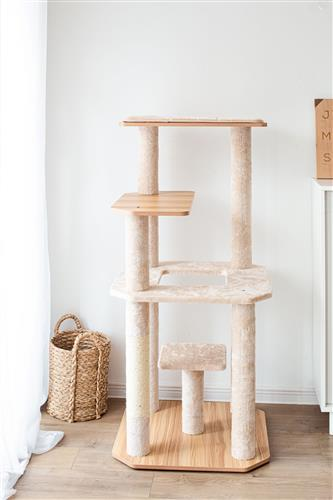 Catry, Large Activity Cat Tree Scratching Post - JT wagglepurr