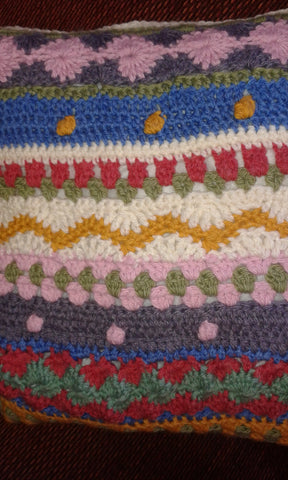 Crochet Stitches and Techniques Workshop. Sunday 1st September 2019, 10am - 12:30pm